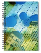 Tiffanys Spiral Notebook
