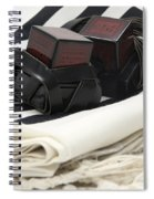 Tifillin And Talis Spiral Notebook