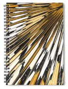 Tiger Stripes Spiral Notebook
