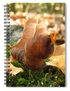 Tiger Swallowtail 2 Spiral Notebook