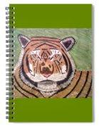 Tigerish Spiral Notebook