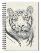 Tigerlily Spiral Notebook