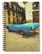 Tight Turn Spiral Notebook