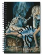 Tigress Spiral Notebook