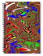 Tigstriper Spiral Notebook