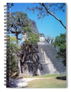 Tikal Iv Spiral Notebook