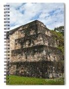 Tikal Mayan Site Guatemala Spiral Notebook