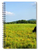 Til The Cows Come Home Spiral Notebook