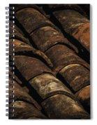 Tile Roof 1 Spiral Notebook