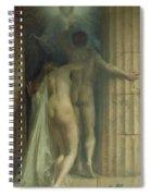 Till Death Us Do Part Spiral Notebook