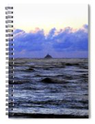 Tillamook Rock Lighthouse Spiral Notebook