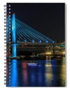 Tilikum Crossing Spiral Notebook