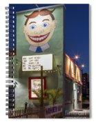 Tillie, Wonder Bar Spiral Notebook