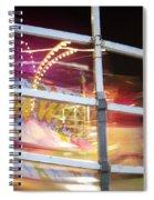 Tilt-a-whirl 1 Spiral Notebook