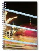 Tilt-a-whirl 2 Spiral Notebook