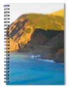 Tilt Shift Spiral Notebook