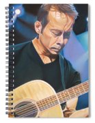 Tim Reynolds And Lights Spiral Notebook