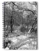 Timberland Infrared No3 Spiral Notebook