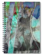 Time And The American Family Spiral Notebook