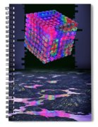 Time Cube Spiral Notebook
