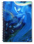 Time Essence Two Spiral Notebook