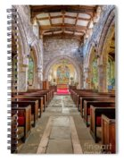 Time For Church Spiral Notebook