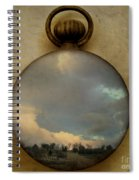 Time Free Spiral Notebook