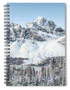 Time Freeze Spiral Notebook