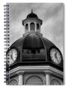 Time IIi Spiral Notebook