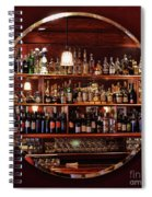 Time In A Bottle - Croce's Place Spiral Notebook