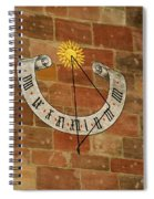 Time ... Spiral Notebook