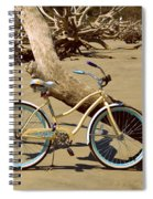Time Off Spiral Notebook