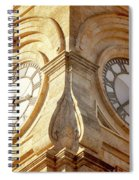 Time On My Side Spiral Notebook