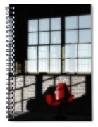 Time Out Spiral Notebook