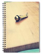 Time Outside  Spiral Notebook
