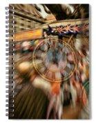 Time  Piece Spiral Notebook