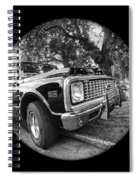 Time Portal - '71 Chevy Spiral Notebook