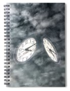 Time, Time Spiral Notebook