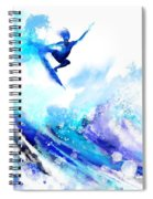 Time To Fly Spiral Notebook