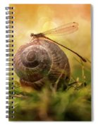 Time To Rest Spiral Notebook