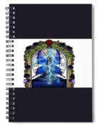 Time Travel Fairy Spiral Notebook