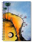 Time Travel Is Possible. Irrational Space Spiral Notebook