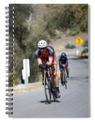 Time Trial 10 Spiral Notebook