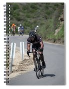 Time Trial 14 Spiral Notebook