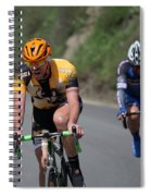 Time Trial 15 Spiral Notebook