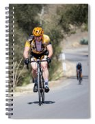 Time Trial 9 Spiral Notebook