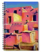 Timeless Adobe Spiral Notebook