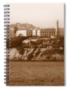 Timeless Alcatraz Spiral Notebook