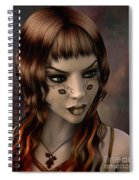 Timeless Grace Spiral Notebook
