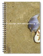 Timeless Nature Quote Spiral Notebook